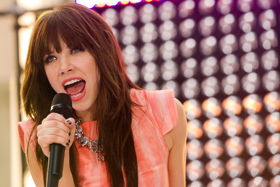 Carly Rae Jepsen will rock Parliament Hill on Canada Day