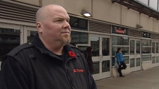 OC Transpo Driver helps with phone