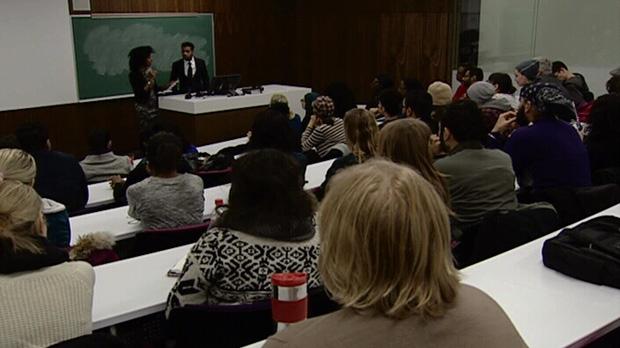 University of Ottawa racism