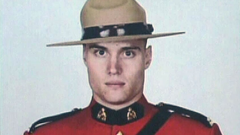 Const. Adrian Oliver died at approximately 5 a.m. in Surrey, B.C., Tuesday, Nov. 13, 2012.