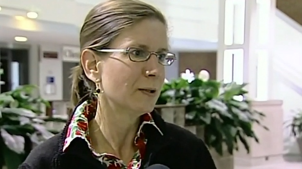 OCDSB chair Jennifer McKenzie says talks with their high school teachers are part of the bigger provincial picture Tuesday, Nov. 20, 2012.