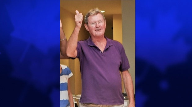 Ed Moynan, age 68, hasn't been heard from since Thursday, Nov. 8, 2012.