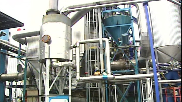 "Plasco's ""world-first"" technology, which turns garbage into electricity, is being tested at a pilot plant on Ottawa's Trail Road."