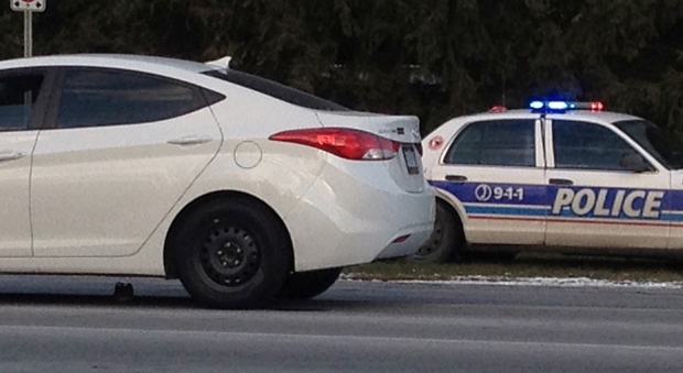 Senior struck in Barrhaven