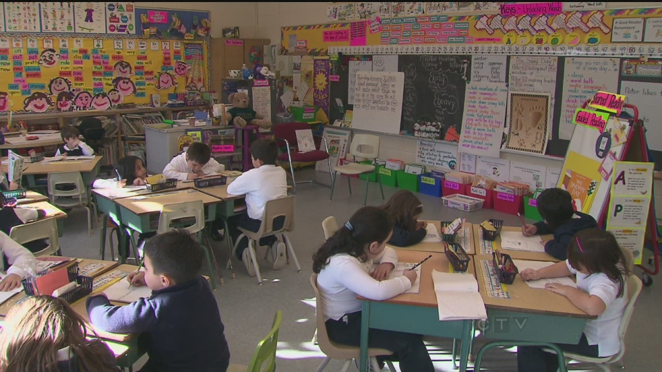 Ottawa Public School teachers ready to strike on Wednesday