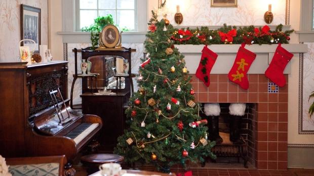Illuminations at Heritage Christmas