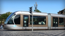 New Alstom train design