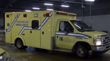 Quebec Ambulance
