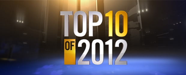 The Top 10 Stories of 2012 as chosen by CTV News.