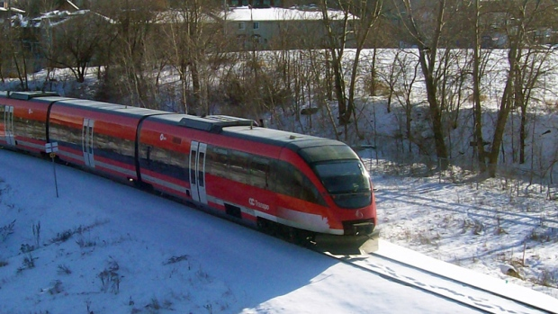 O-Train service resumes after fatal collision