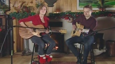 Regional Contact: Acoustic Christmas - Amanda Rheaume and Jeff Logan