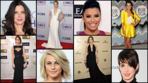 <b>50 Photos: Starlets Go All Out in Awards-Show Chic</b>