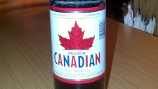 Ottawa Senators Beer Promotion
