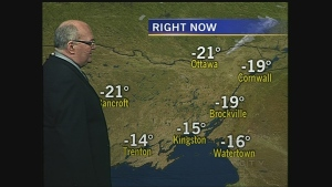 CTV Ottawa: Thursday midday weather update