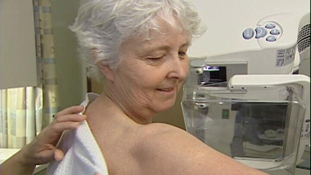 breast cancer, mammogram, Kemptville