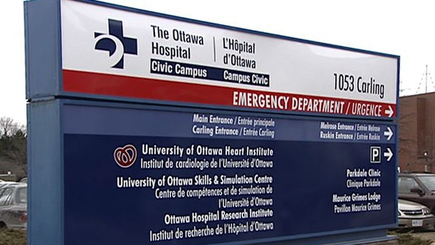 The Ottawa Hospital is looking to slash millions from its budget in order to balance the books.