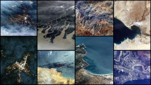 Ever wondered how places on Earth look from outer space? Chris Hadfield, the Canadian commander of the International Space Station, is capturing images and sharing them with the world. From small Canadian towns, to burning wildfires in Australia, to historic landmarks, check out these stunning images from space as posted to Twitter.