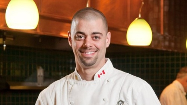 Louis Simard, Executive Chef, Fairmont Chateau Laurier