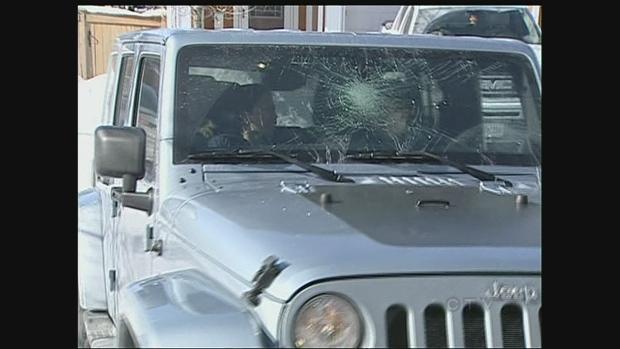 CTV Ottawa: Overpass prank turns dangerous
