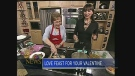 CTV Ottawa:  Valentine's Day Feast – Part 1