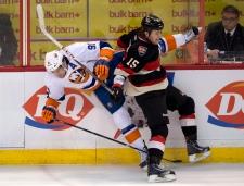 Ottawa Senators vs. New York Islanders