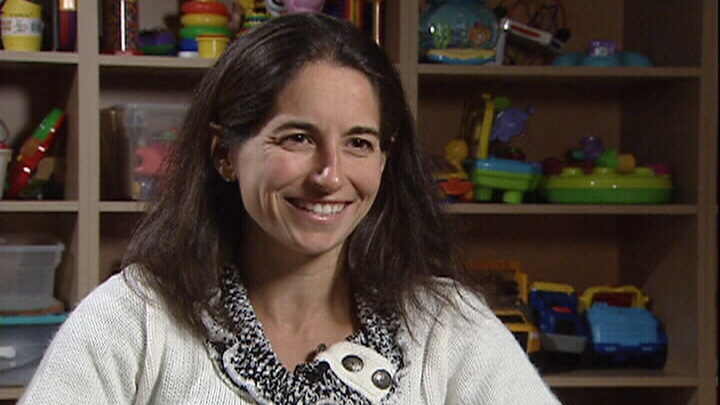 CHEO Pediatrician Dr. Catherine Pound says moms who are struggling with breastfeeding should seek help.