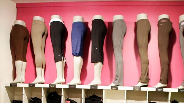 Lululemon Yoga Pants Sheer Sheer no more: Lululem...