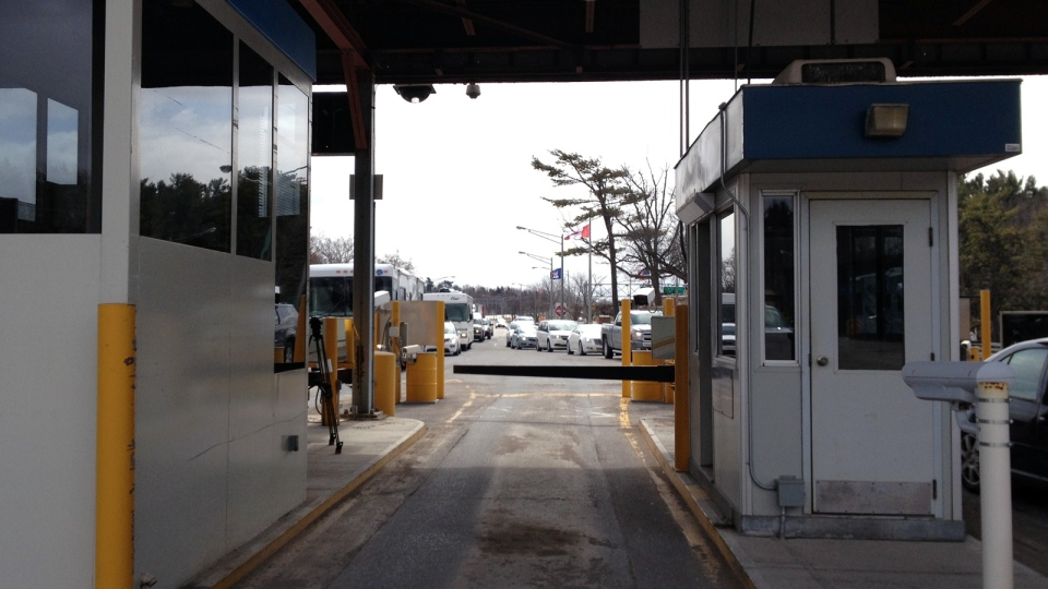 Thousand Islands Border Crossing is getting a $60 million dollar facelift.