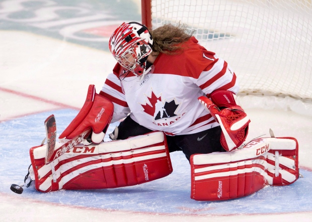 Canadian womens hockey team players names 2014