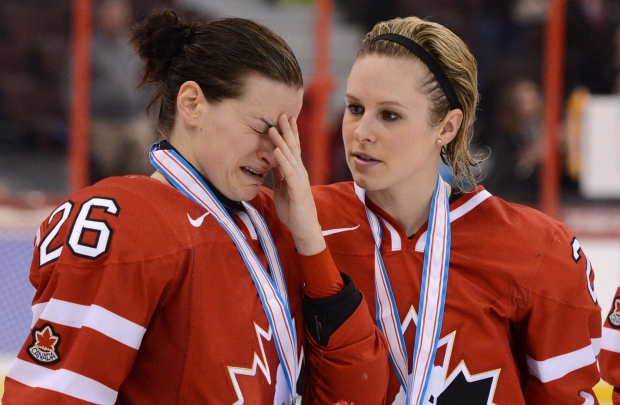 the massive makeover of the canadian hockey team Canada's para ice hockey players could barely watch as a massive heartbreaking ot loss for canada's para ice hockey team this group of canadian para ice.