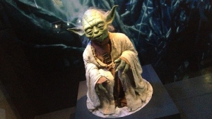 200 original props, models and costumes at Star Wars Identities Exhibition in Ottawa. (Tyler Fleming/CTV Ottawa)