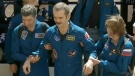 Chris Hadfield, meet gravity