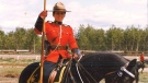 RCMP Staff Sgt. Caroline O'Farrell is shown in a handout photo from the law firm who is representing her. (HO / THE CANADIAN PRESS)
