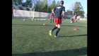Ottawa Fury coach Jimmy Zito explains, that the more you pass the ball..the bigger the opportunity to score.