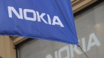 A flagship store of Finnish mobile phone manufacturer Nokia is seen in Helsinki, Finland, Monday, Sept. 2, 2013. (AP / Lehtikuva, Sari Gustafsson)