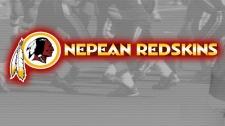 Nepean Redskins logo