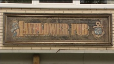 Mayflower restaurant and pub