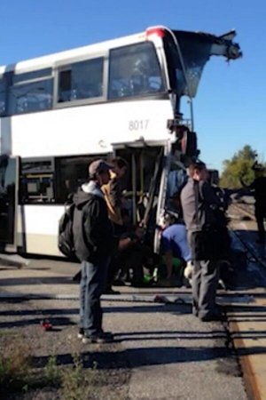 Storify: Ottawa bus crash
