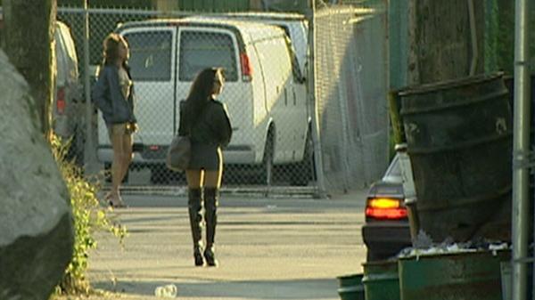 Ottawa Police prostitution John sweep in Vanier | CTV