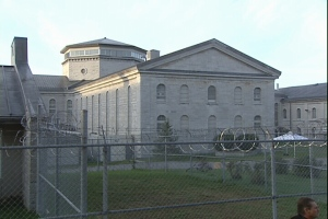 A intimate look inside Canada's most famous prison.