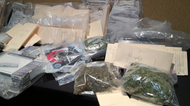 Cash For Old Cars >> O.P.P. announce major drug bust in Ontario and Quebec   CTV Ottawa News