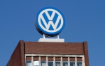 In this Feb. 24, 2011 file photo the Volkswagen logo is photographed at the company's headquarters at the Volkswagen plant in Wolfsburg, Germany. (AP Photo/Ferdinand Ostrop, File)