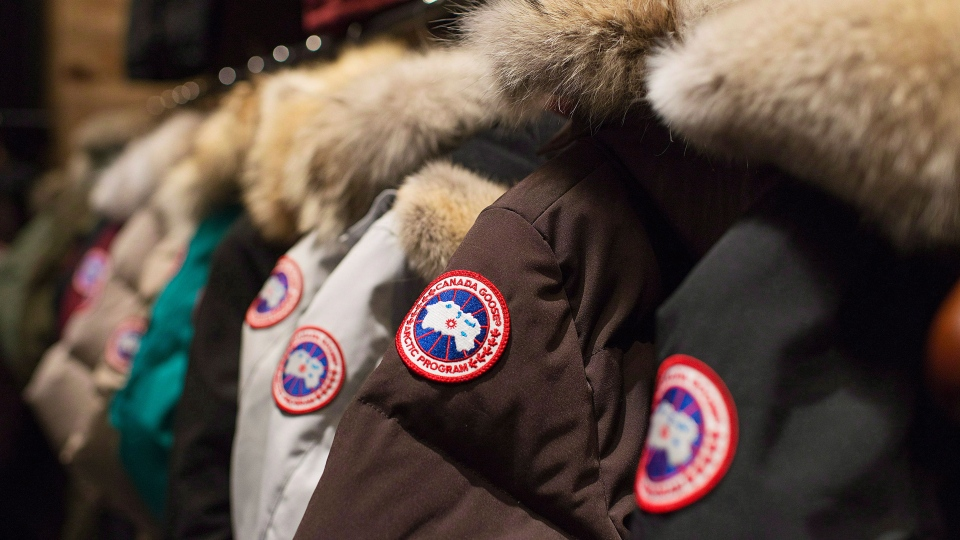 Canada Goose toronto replica price - The Canada Goose parka has become a rare bird | CTV Ottawa News