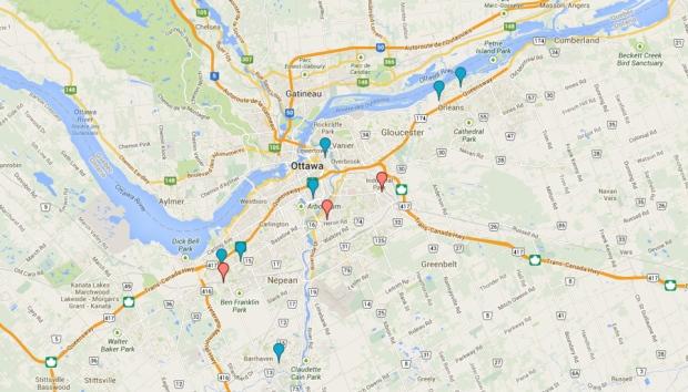 Ottawa Sexual Assaults