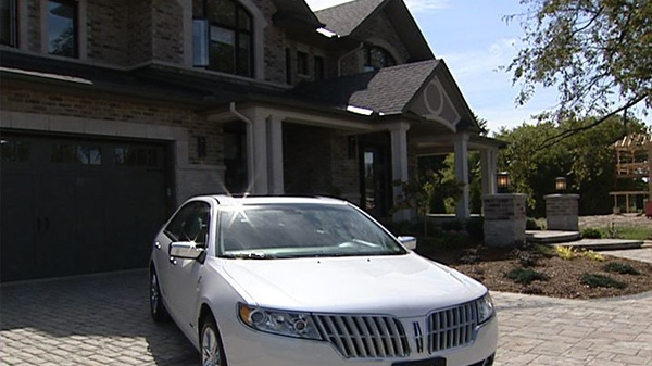 This year's CHEO dream home can be won for a $100 ticket. CTV got a look inside Monday, Sept. 19, 2011.