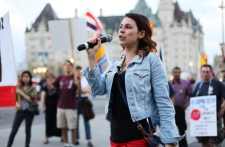 Ottawa student leader speaks out on rape culture