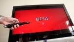 A Netflix customer uses Netflix in Palo Alto, Calif. (AP / Paul Sakuma)