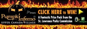 Win a Pumpkinferno prize pack!