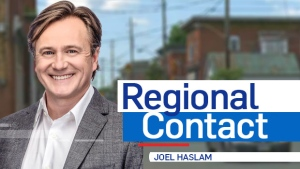 CTV's Joel Haslam discovers heartwarming people and inspiring adventures.