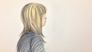 Katherine Kitts, 44, teaching assistant at Ottawa's Sir Robert Borden High School is charged after an alleged two-year 'sexual relationship' with a student.